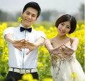 衡南薇薇新娘婚纱摄影