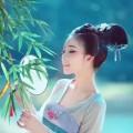 沈阳婉约江南中国风摄影